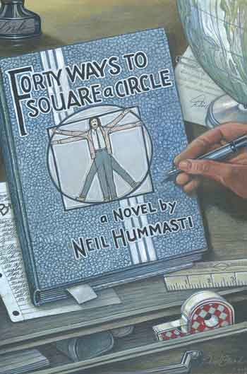 Forty Ways to Square a Circle Cover