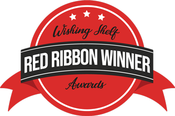 Wishing Shelf Book Awards' 2019 Red Ribbon Winner!