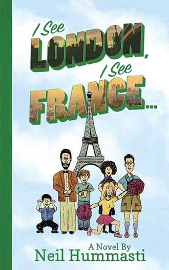 I See London, I See France...Cover